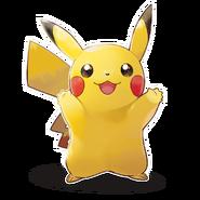 Pikachu SSBI
