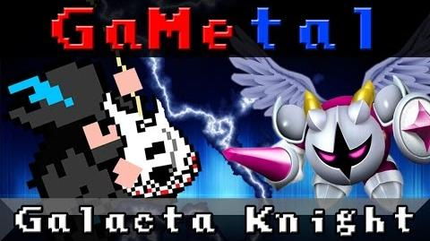 Galacta Knight (Kirby Super Star Ultra) - GaMetal