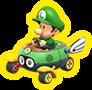 Bebé Luigi MK8
