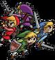 Link - Four Swords