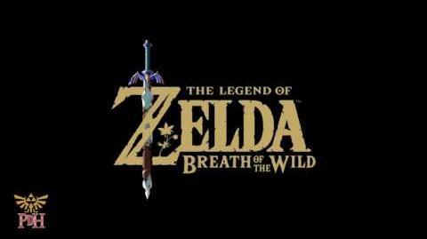 The Legend of Zelda- Breath of the Wild - Theme (SoundTrack)