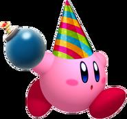 Kirby bomba