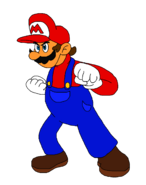 Mario (SuperSmashFighter)