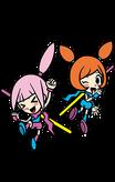 Kat & Anna-SSBM
