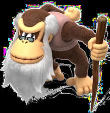 Tropical Freeze Cranky Kong