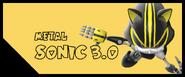 Icono XD Metal Sonic 3.0