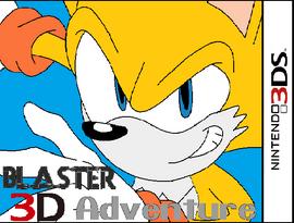 Blaster 3D A