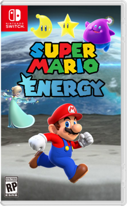 Super Mario Energy Switch BoxArt