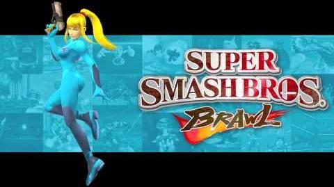 Theme of Samus Aran, Space Warrior - Super Smash Bros