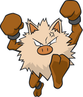 Primeape (dream world)