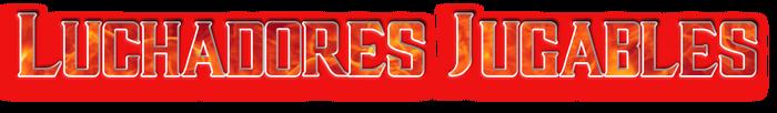 SSBM - Luchadores Jugables