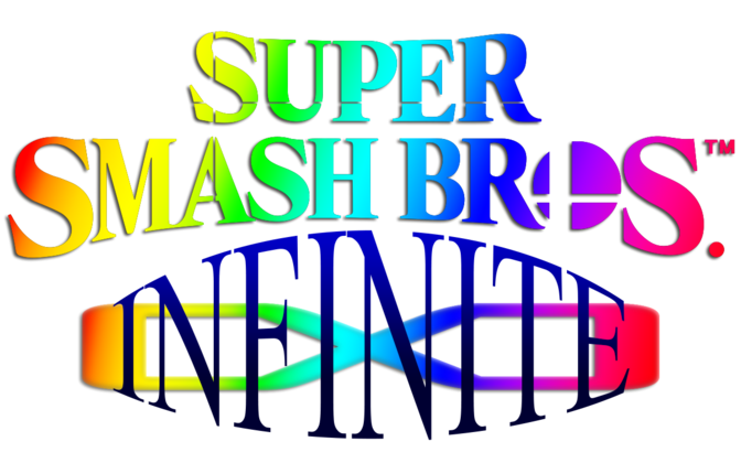 Super Smash Bros Infinite Logo by Thebestsilver