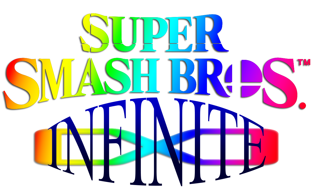 Super Smash Bros Infinite Logo by Thebestsilver
