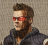 Johnny Cage Portrait