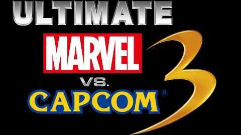 Nemesis T-Type's Theme - Ultimate Marvel vs
