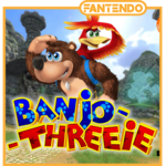 Fantendo Awards 2017 - Banjo Threeie