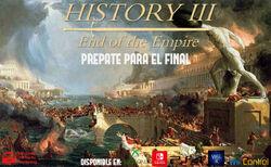 HISTORY III