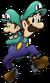 Luigi y Bebé Luigi