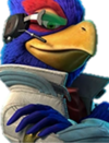 Falco SSBI Portrait