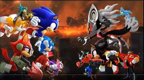 Sonic Forces - Fist Bump (Completa Subtitulado en Español)