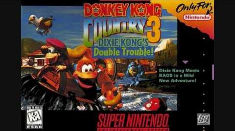 Donkey Kong Country 3 Dixie's beat Theme Song