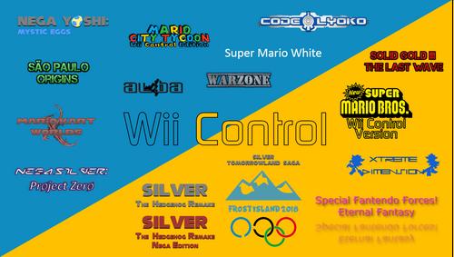 Wii Control Lanzamientos 17-18 Parte 2