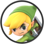 Toon Link SSBE
