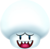 Champiñon Mario Boo SMG