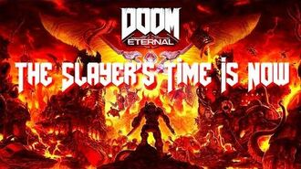 DOOM Eternal (OST) - The Slayer's Time Is Now - BASS BOOSTED