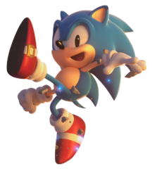 Project sonic 2017 classic sonic transparent by alsyouri2001-dabcz4z