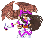 Purple Nakoruru The Portals