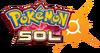 Logo Pokémon Sol