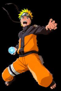 Naruto Uzumaki SSSBX