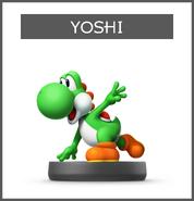Amiibo Yoshi
