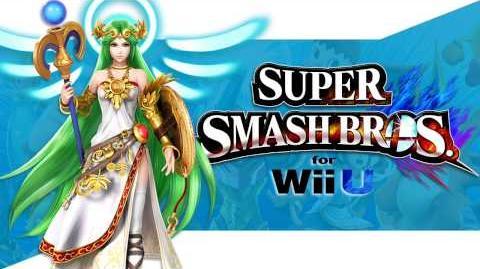 Destroyed Skyworld - Super Smash Bros