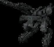 Metal Gear REX SSSBX