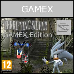 Gamex Boxart Terrifying Silver Gamex Edition