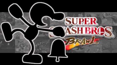 Flat Zone 2 - Super Smash Bros