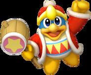 Kirby's Return to Dream Land Artwork Rey Dedede