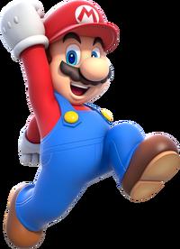 Mario Dark Legacy Artwork