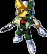 Fox - Star Fox 64