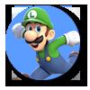 Luigi Artwork Mystic Eggs