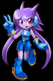 Lilac Freedom Planet