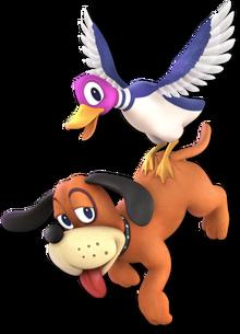 Dúo Duck Hunt SSBU