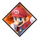 SSBM - Mario