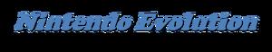 Nintendo Evolution Logo