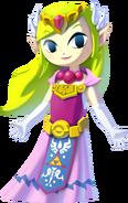 Toon Zelda WWHD