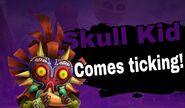 Skull Kid splash sceen