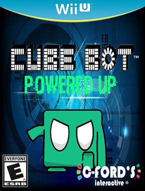 Cube Bot Powered Up (Wii U)