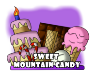 Sweet Mountain of Candy